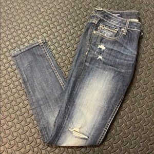Vigoss The Chelsea skinny jeans. Size 27.